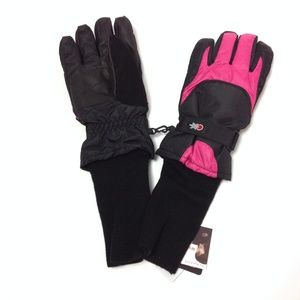 Other - New Snow Stoppers Waterproof Stay-On Gloves